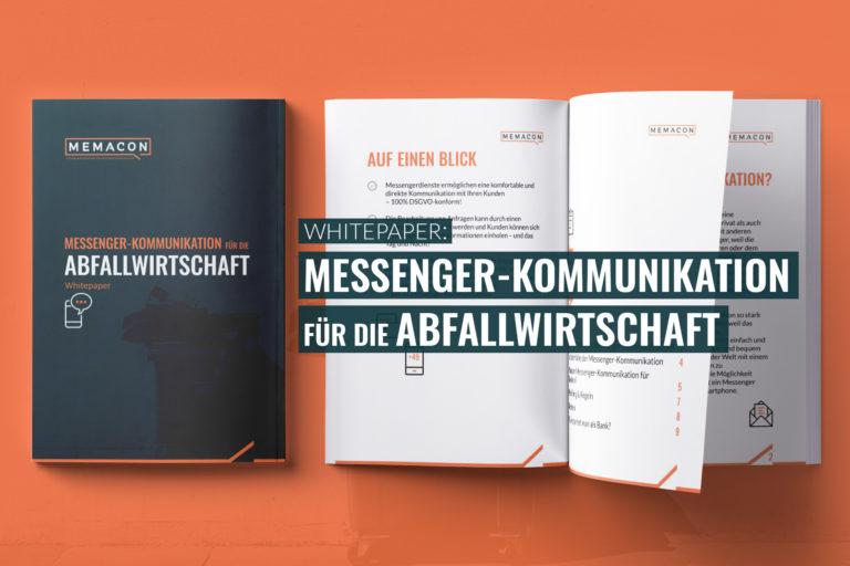 Whitepaper Messenger Loesung fuer die Abfallwirtschaft