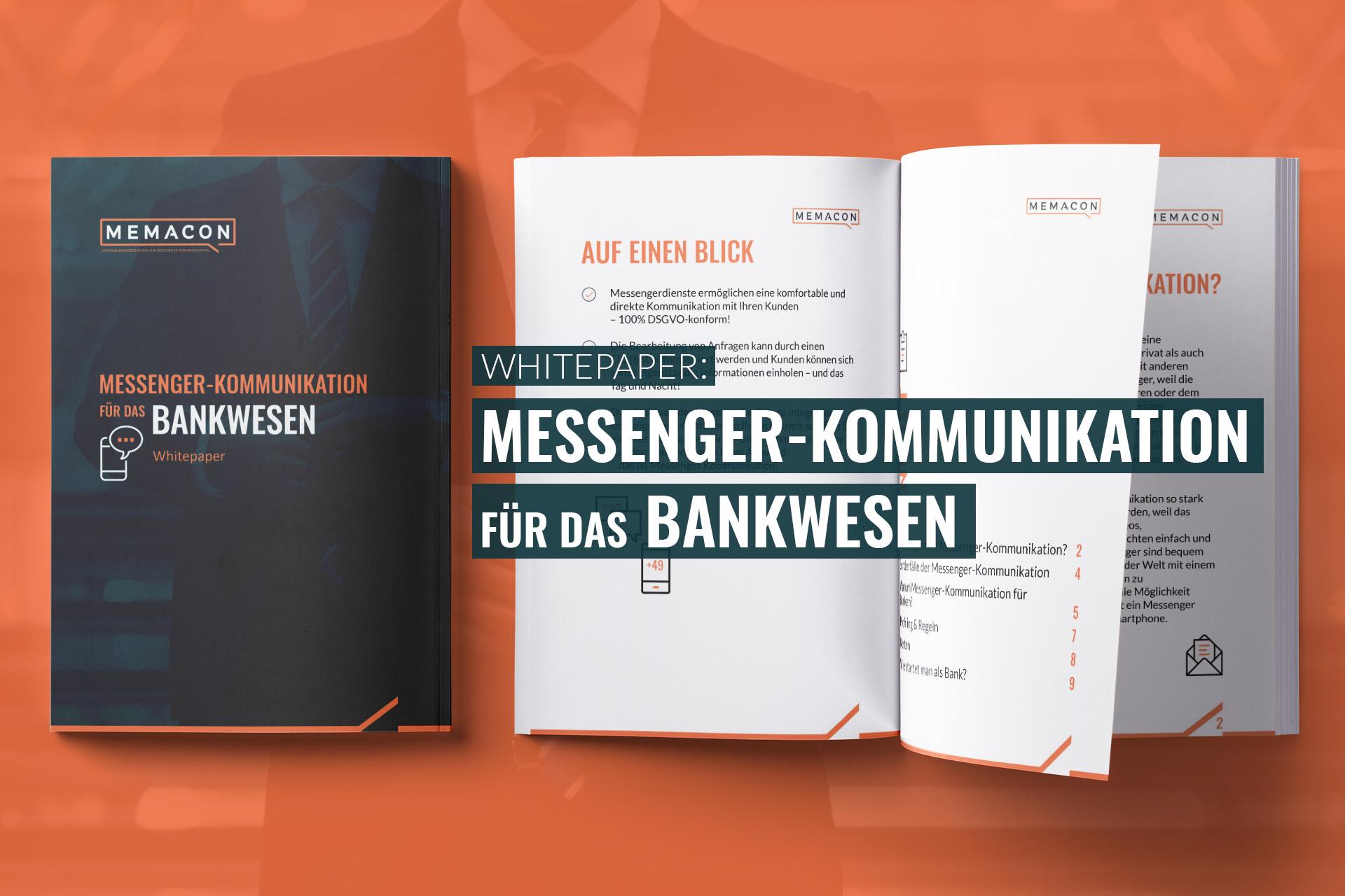 Whitepaper Messenger Loesung fuer Banken