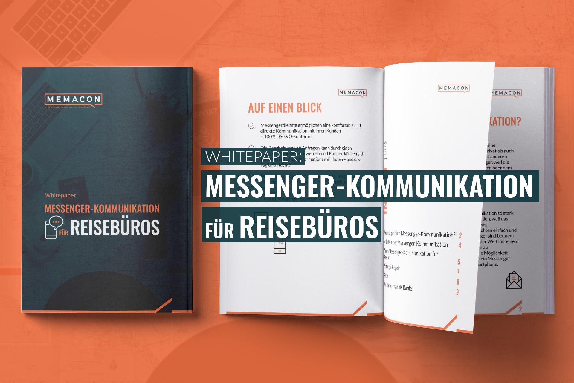 Whitepaper Messenger Loesung fuer Reisebueros