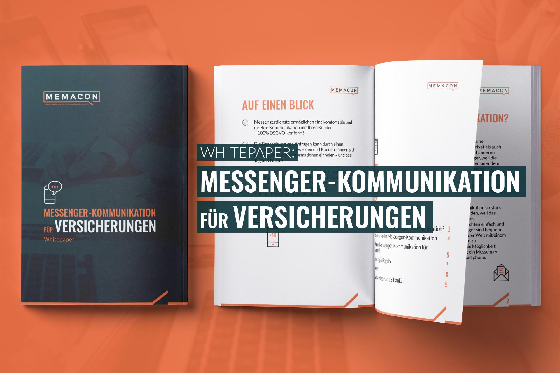 Whitepaper Messenger Loesung fuer Versicherungen